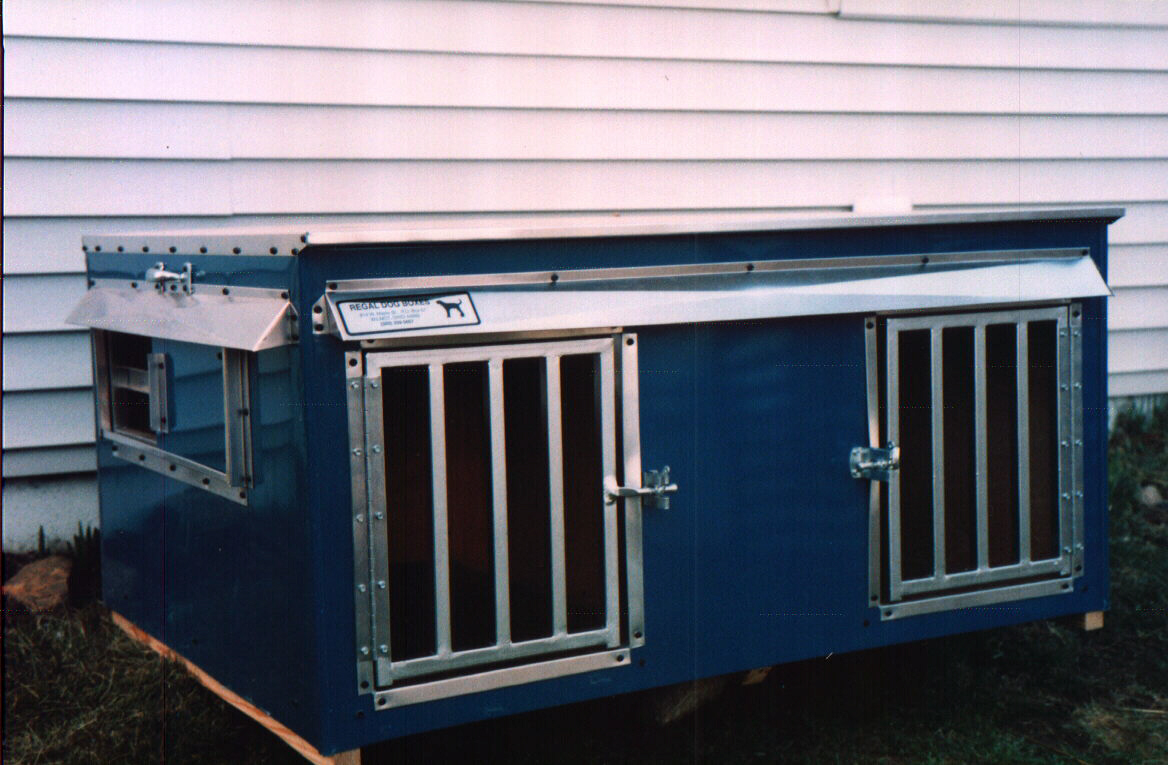 Used Aluminum Dog Boxes For Sale In Nc